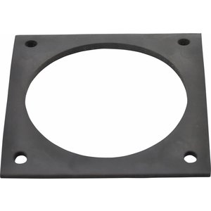 """Gasket inspection hole 6"""" 4-bolt mounting for Toilet Servicing Unit"""