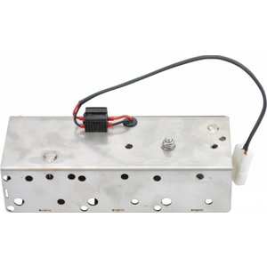 Electrical module for controlling engine revolution speed