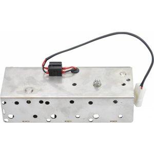Elektrische module voor regelen van het toerental van de motor