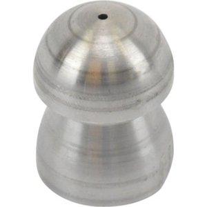 Standaard spuitkop met voorstraal (33) 1/2'' RVS<br /> (33118-6)