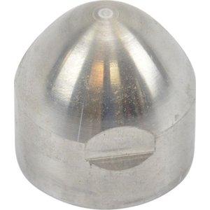 Standaard spuitkop zonder voorstraal (36) 1/2'' RVS<br /> (3613-6)