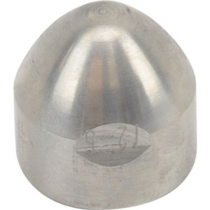 Standard pipe cleaning nozzle without front beam (36) 1/2'' stainless steel (3617-6)
