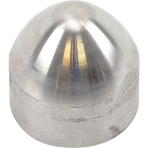 Standard pipe cleaning nozzle without front beam (36) 1/2'' stainless steel (3620-6)