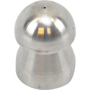Standaard spuitkop met voorstraal (34) 3/8'' RVS<br /> (34108-5)