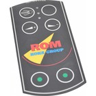 ROM foil for remote control transmitter 6-channel