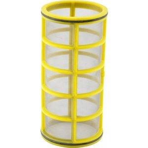 """Waterfilterzeef 1 1/2""""  (Blauwe exemplaren zijn vervangen door geel)"""
