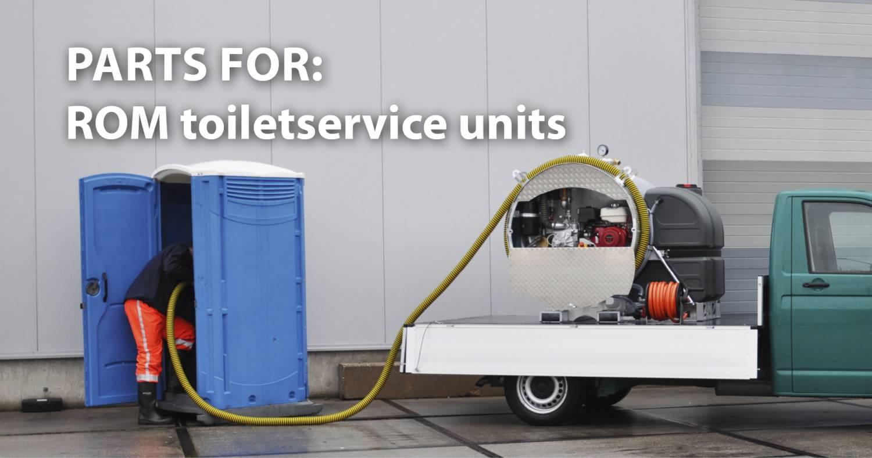 toiletservice units