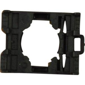 Montageadapter ten behoeve van front contact element
