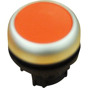 Push button element red