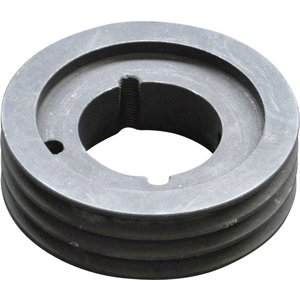 Pulley 3SPZ132 for vacuum pump TYPE 2 and FLEXI 1200/800 with MEC1600 / RV2500
