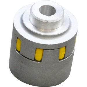 Rotex 28 aluminium coupling including toothed gear 92'sh