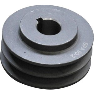 Pulley 2SPA90 1'' ten behoeve Honda motor TYPE 2 / FLEXI met MEC2000