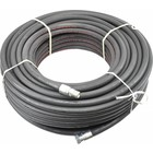 "80 m 1/2'' ROM hp hose Steel ply ""Professional"", max. 300 bar (with 90 degrees connector on reel side)"