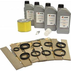 Onderhoudskit FLEXI 1900/1100 met Honda GX390 benzinemotor en hogedruk installatie