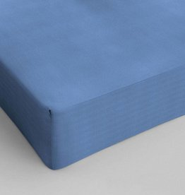 Dreamhouse Bedding Hoeslaken Katoen Blauw Verkoelend