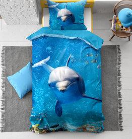 Dreamhouse Dolly Dolphin Blue