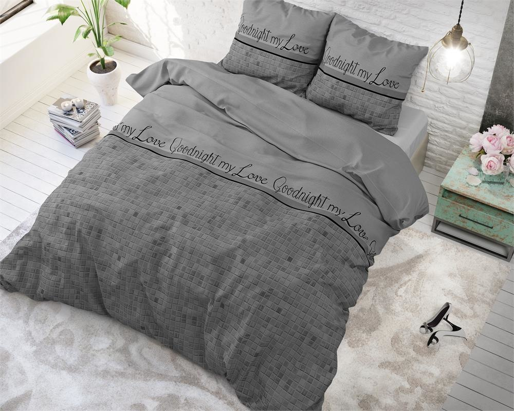 Sleeptime Goodnight my Love Grey