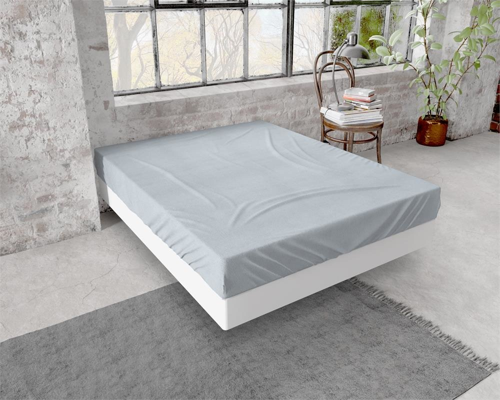Dreamhouse Hoeslaken Flanel 150g. Grey