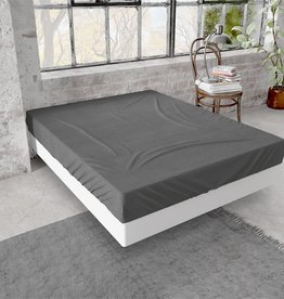 Dreamhouse Hoeslaken Flanel 150g. Anthracite
