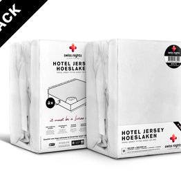 Swiss Nights Hoeslaken 4 pack Hotel Jersey White