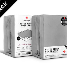 Swiss Nights Hoeslaken 4 pack Hotel Jersey Grey
