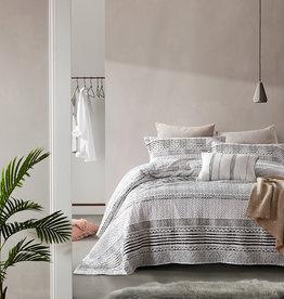 Dreamhouse Bedsprei Elegant Stripe Grey