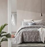 Dreamhouse Bedsprei Classic Flower Grey