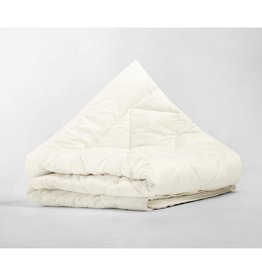 Sleeptime Percale Cotton Wool Touch Enkel Dekbed Cream