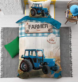 Dreamhouse Tractor Life Blue