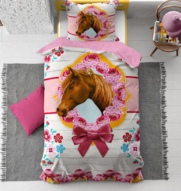 Dreamhouse Cute Horse Pink