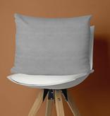 Dreamhouse Pillowcase Flanel (2 in 1) Grey