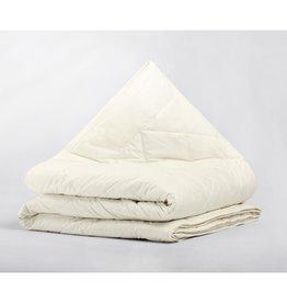 Sleeptime Percale Cotton Wool Touch 4-Seizoenen Dekbed Cream