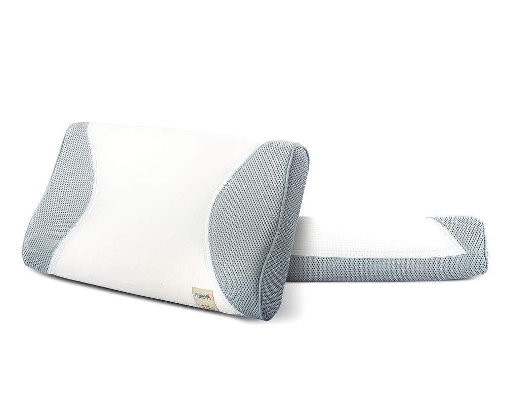 Outlast Athlete Contour Pillow White