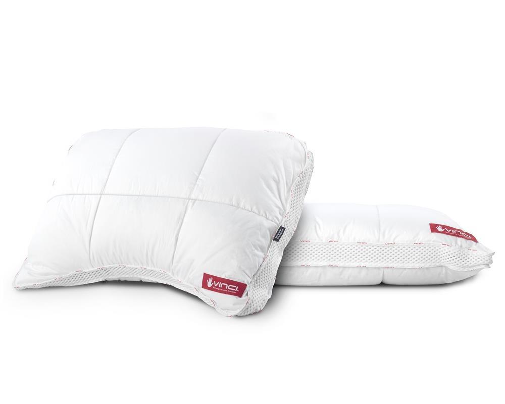 Outlast Vinci Down Deluxe Shoulder Pillow White