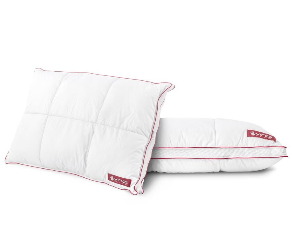 Outlast Vinci Micropercal Deluxe Classic Pillow White