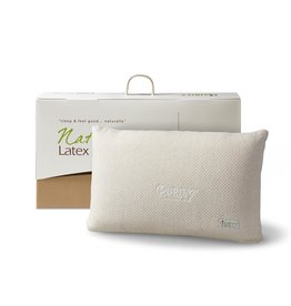 Purity Natural Latex Classic Pillow Cream