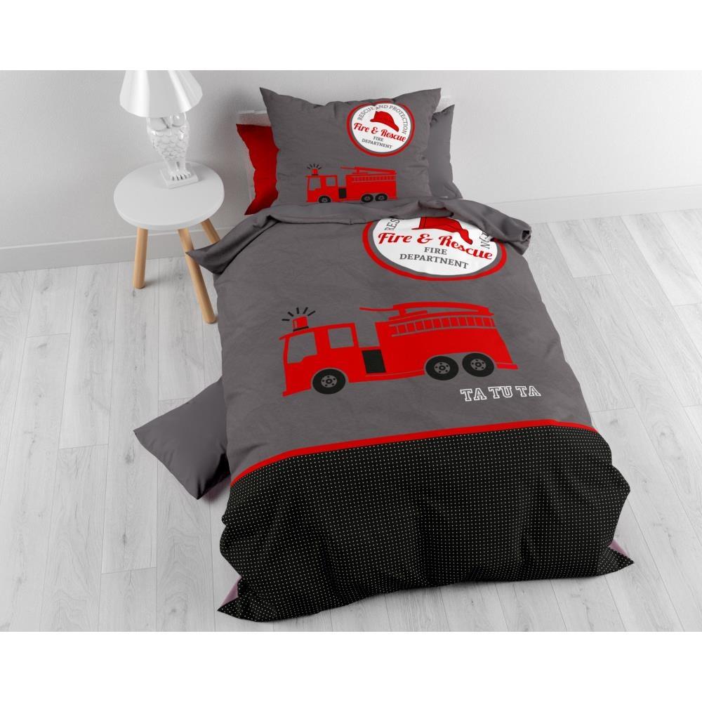 Sleeptime Fireman ta tu Red