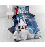 Sleeptime Astronaut Blue