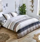 Dreamhouse Freyar Taupe 240 x 220 cm 100 % puur katoen