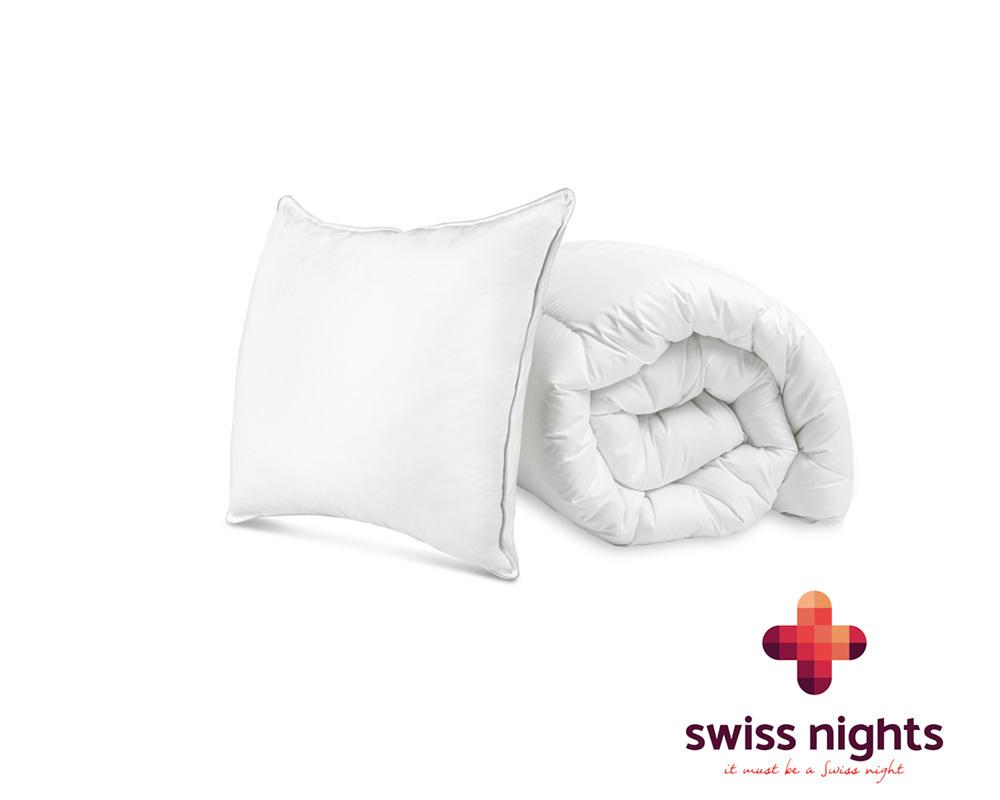 Swiss Nights Pack Dekbed + Kussen(s)