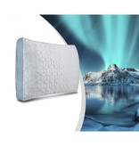 Swiss Nights 4 Season Ice Cool Pillow White 70x40