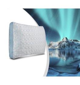Swiss Nights 4 Season Ice Cool Pillow White 70x40