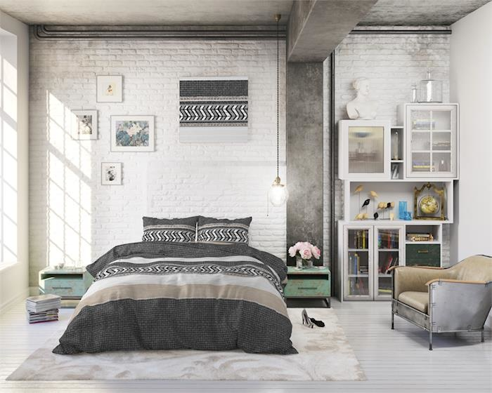 Dreamhouse Northern Stripe Grey