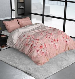 Sleeptime FL Flowers Lizzy Pink OP = OP
