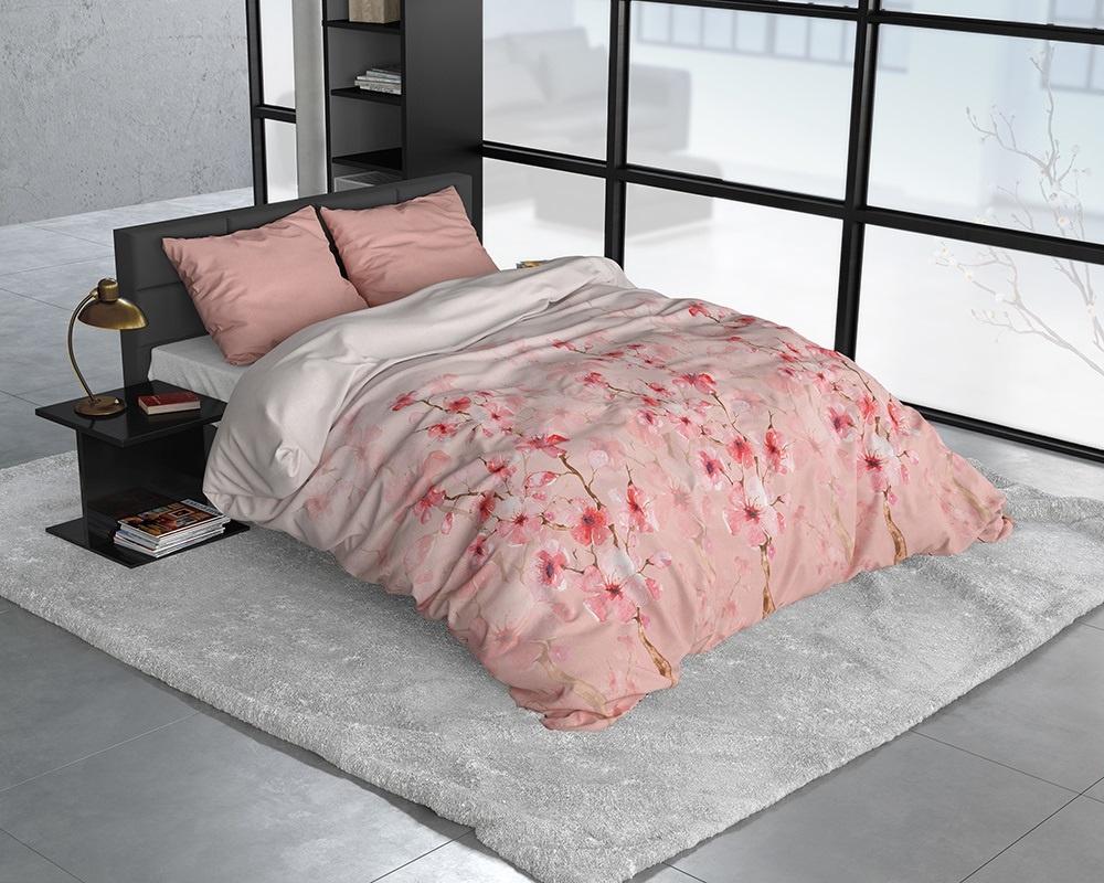 Sleeptime FL Flowers Lizzy Pink
