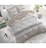 Sleeptime Rustic Stay Taupe
