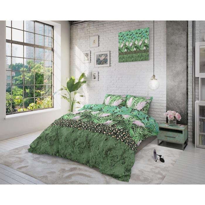 Sleeptime Future Jungle Green