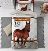 Dreamhouse Horse Riding Brown