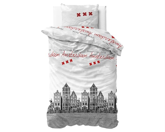 Sleeptime Amsterdam Canal Grey