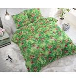 Sleeptime Dreamy Leopard Green